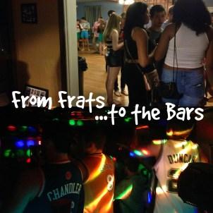 frat to bar