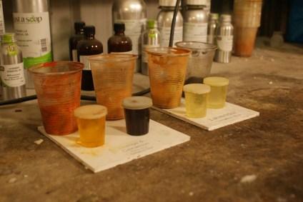 Natural Soap Colourants