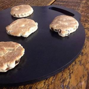 Welsh Cakes Bakestone