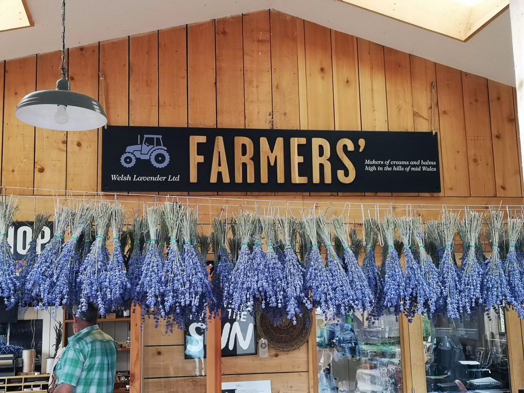 Welsh Lavender Farmers'