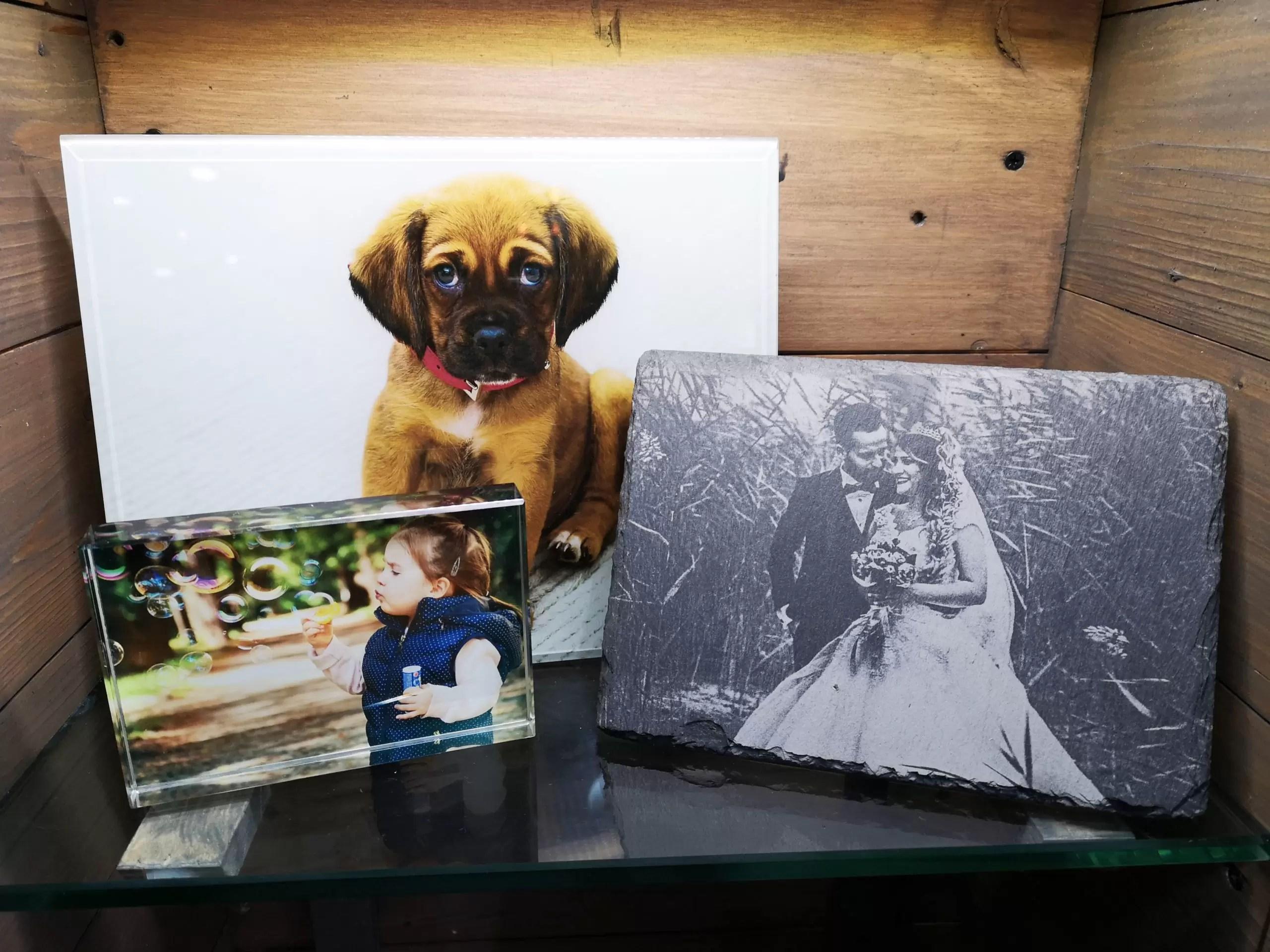 Photograph gift ideas