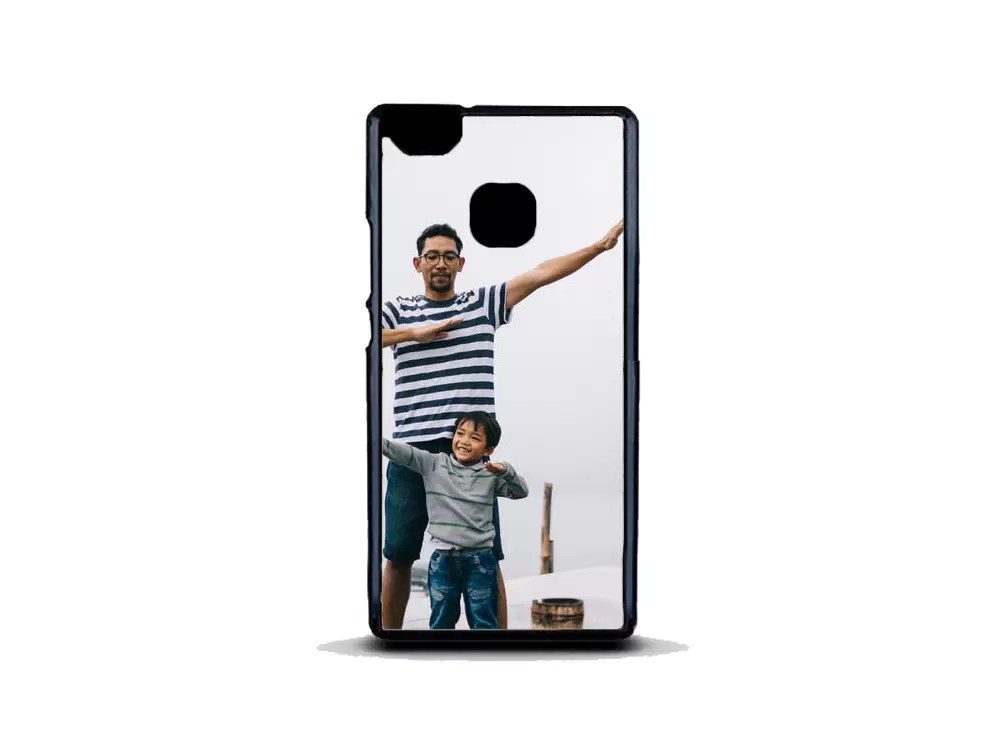 Huawei P9 Lite photo rubber phone case Father's day gift