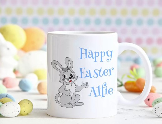Personalised Easter Mug Alternative Easter Gift