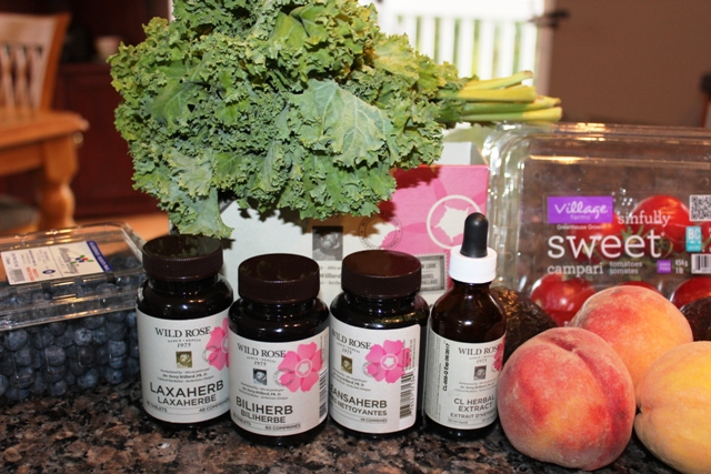 Bring on the Wild Rose Cleanse Again (part 1)
