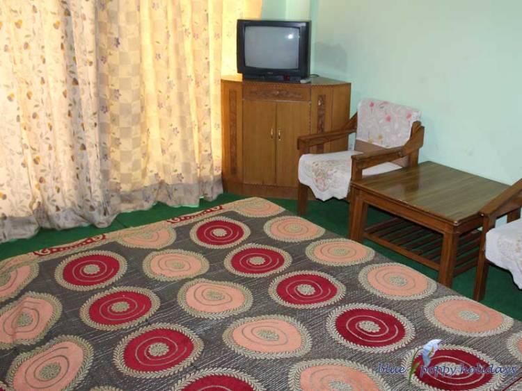 Hotels at Joshimath- Hotel Dronagiri