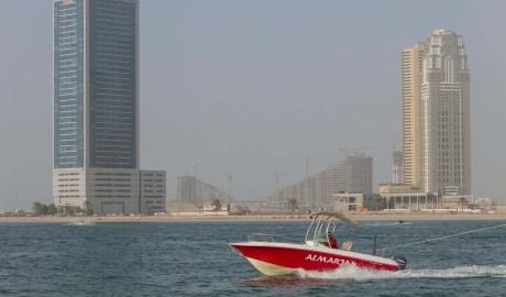 Construction in the United Arab Emirates - Mostafa Meraji