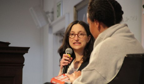 Jennifer Acker and Jesmyn Ward in conversation