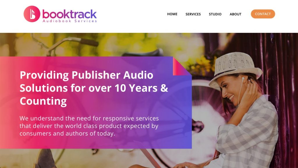 Booktrack - Providing publisher audio solutions for over 10 years