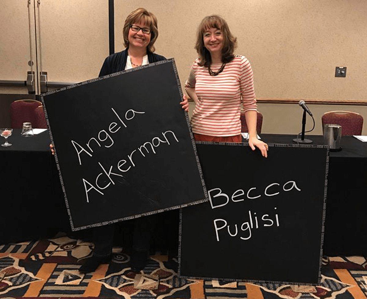 Angela Ackerman and Becca Puglisi