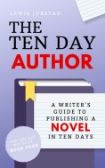 Lewis Jorstad - Ten Day Author book cover