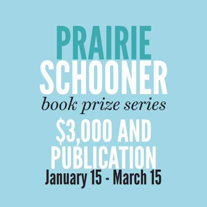 Prairie Schooner Book Prizes