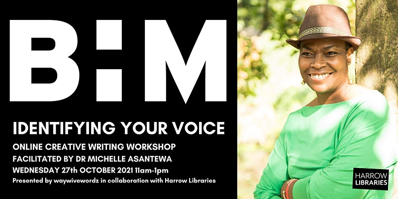 Identifying your voice with Dr Michelle Asantewa