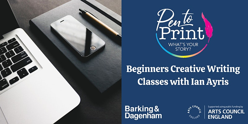 Pen to Print- Beginners Creative Writing Classes