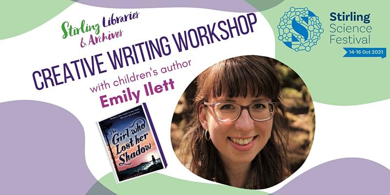 Writing Workshop with Children's Author Emily Ilett