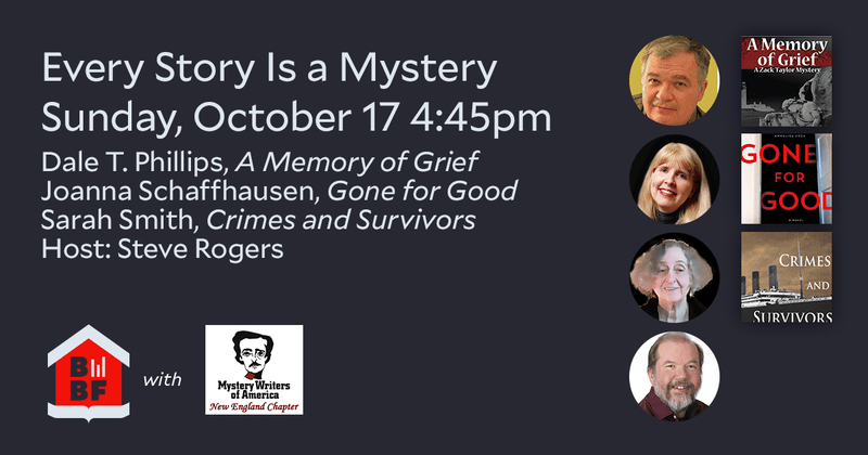 Every Story Is a Mystery-Boston-Book-Festival-2021