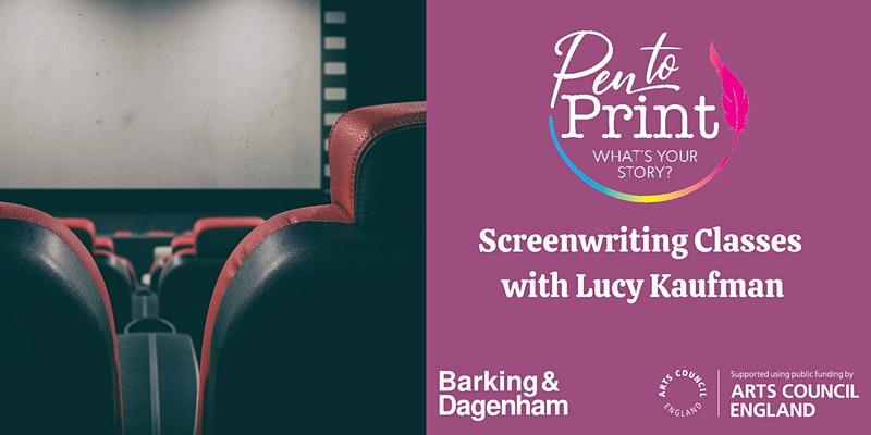 Pen to Print- Screenwriting Classes