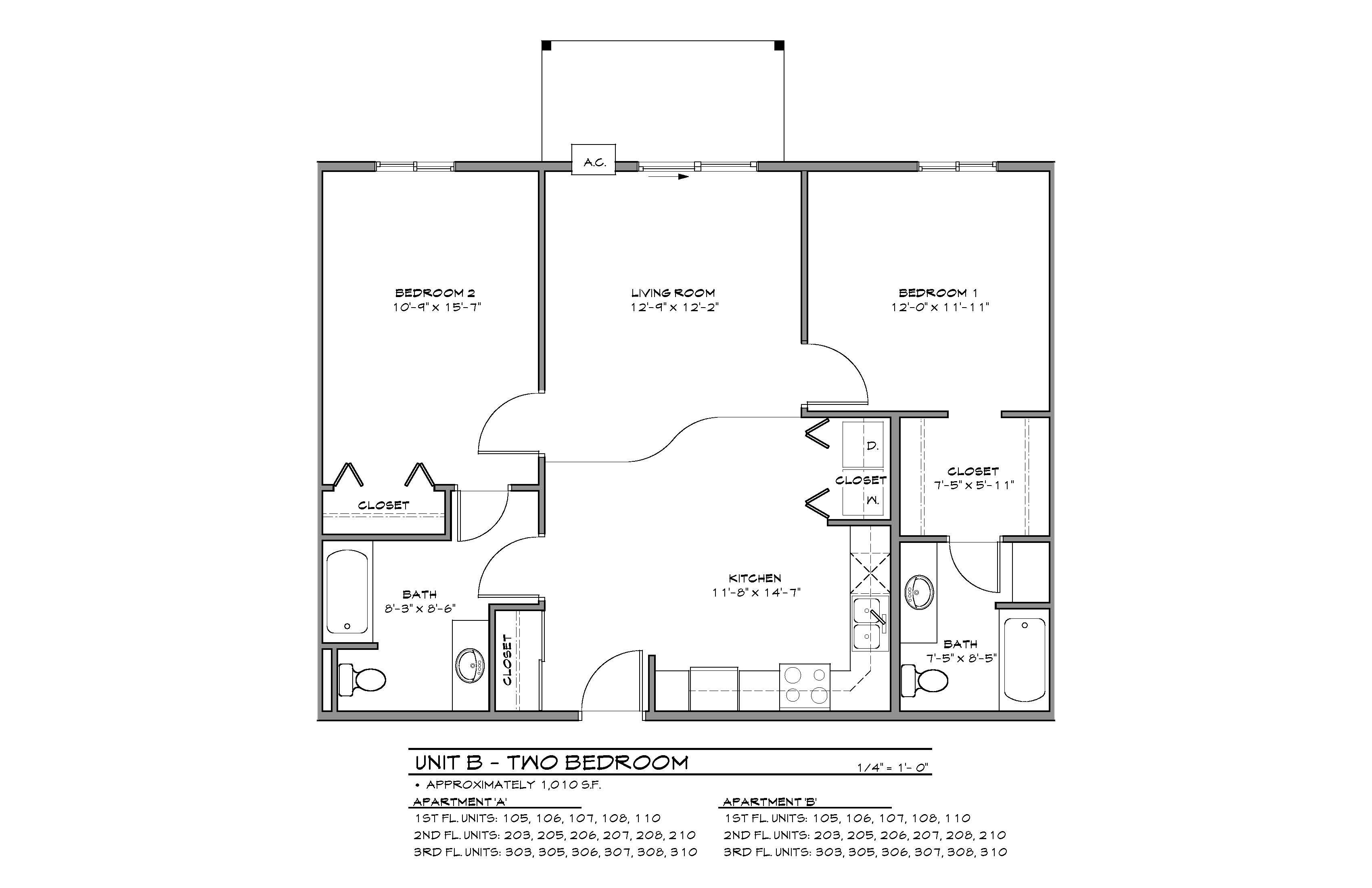 Bakken Heights Apartments Valley Rental