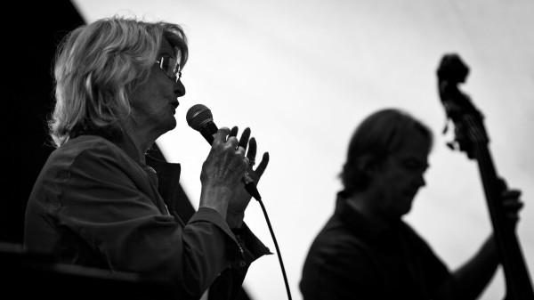 Karin Krog Kalottjazz % Blues-festivaalilla 2010
