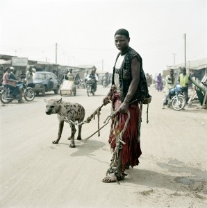 Pieter Hugo.Mallam Mantari Lamal with Mainasara, Abuja