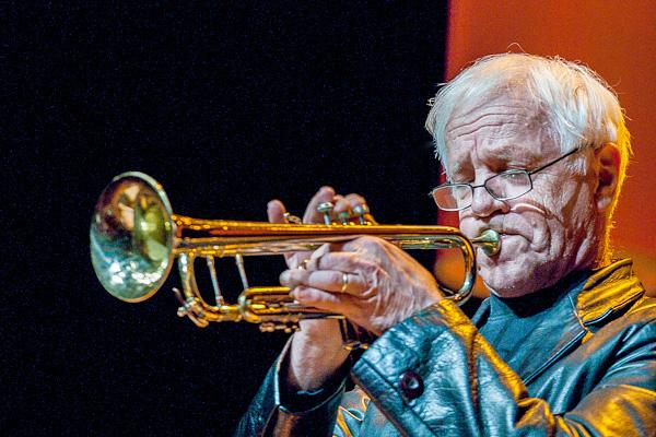 Jan Allan Luulajassa vuonna 2008