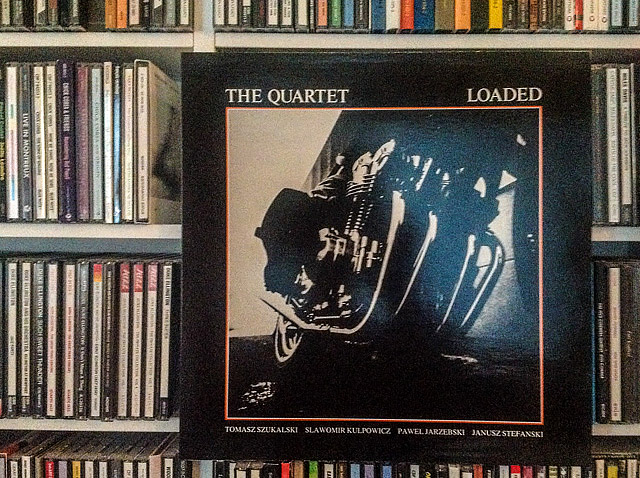 The Quartet: Loaded (Leo Records, 1980)