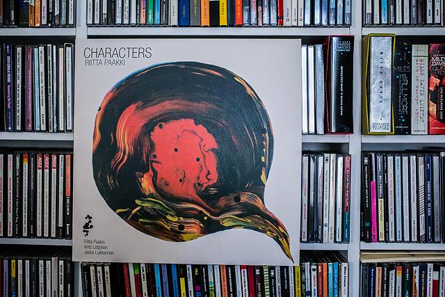 Riitta Paakki Trio: Characters (Jaskaa, 2015)