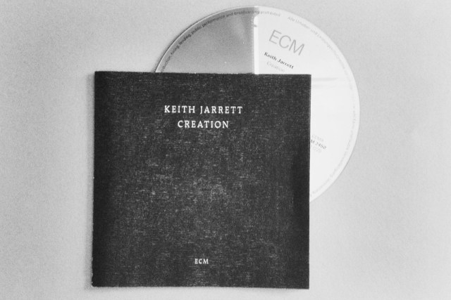 Keith Jarrett: Creation (ECM, 2015)