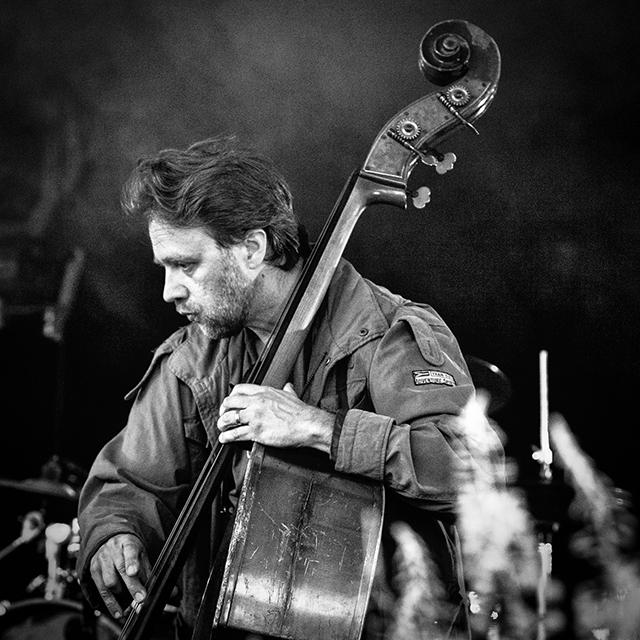 Ulf Krokfors - vuoden 2015 Jazzliiton Yrjö. Kuva vuoden 2012 Raahen Rantajatseilta.