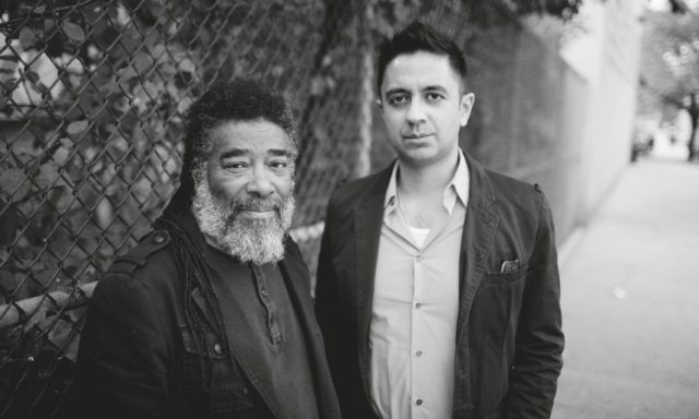 Wadada Leo Smith - Vijay Iyer. Kuva: John Rogers (ECM Records)