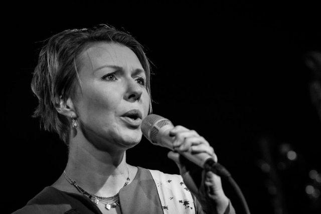 Mia Simanainen Joensuussa 2012