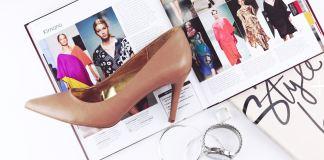 Zapatos moda revista