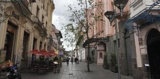 Calle de Ecuador