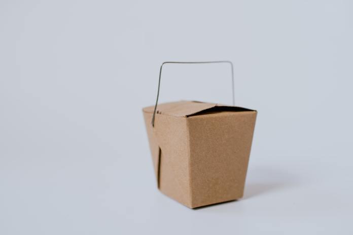 Caja de envíos