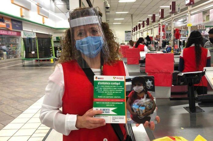 APT y Fundación Soriana arrancan campaña para apoyar a la población afectada por COVID 19