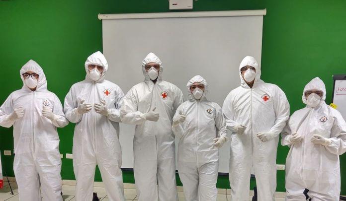 Cruz Roja y Driscoll's unidos por comunidades rurales