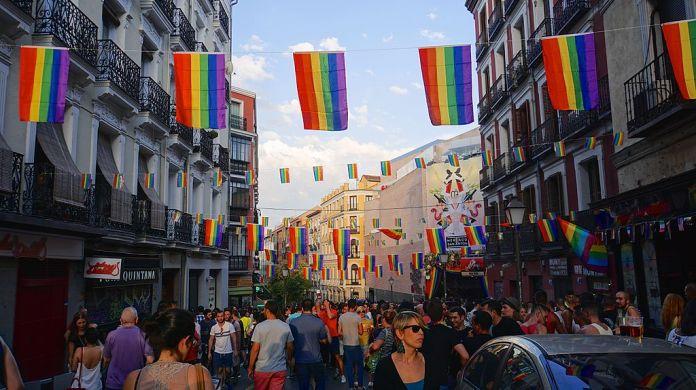 Marcha del orgullo Madrid, 2015