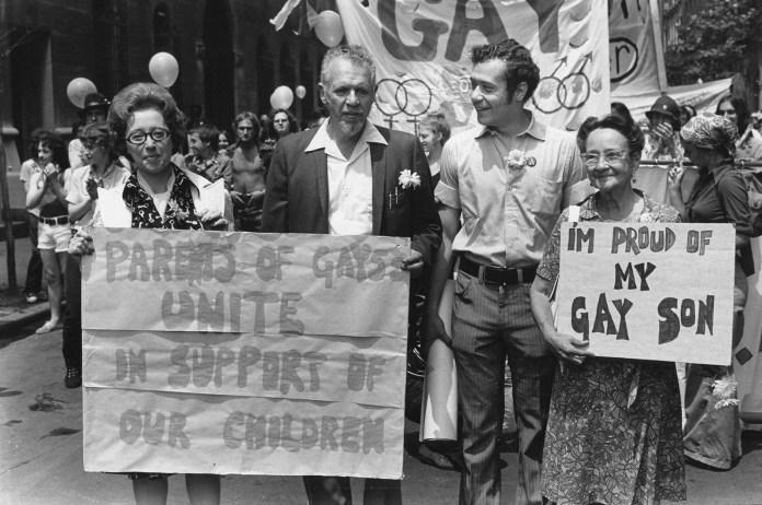 Marcha Nueva York, 1973
