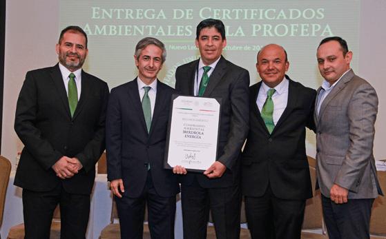 Iberdrola México: comprometida con el medio ambiente