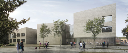 Two schools in Belgium, shortlisted