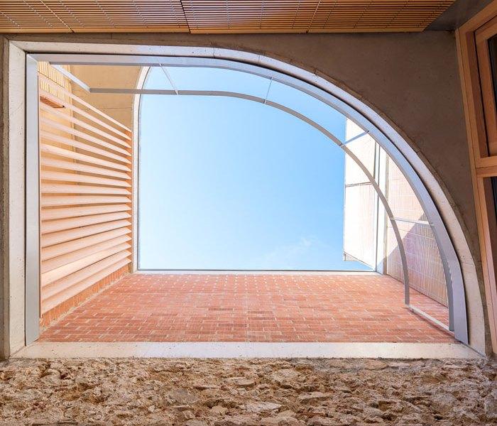Casa-Estudio en Canet de Mar en Spanish architects