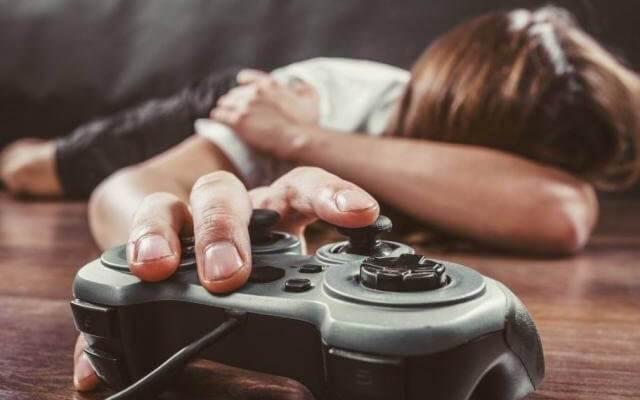 games como distúrbio mental