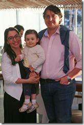 Giselle Olivares ,Josefa y Tomas Chales De Beaulieu