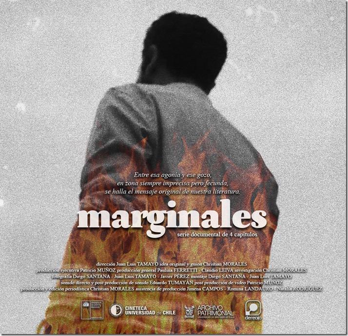 MARGINALES afiche 1
