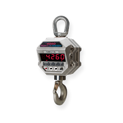 MSI-4260 Port-A-Weigh Crane Scale & MSI-4260IS Intrinsically Safe Crane Scale