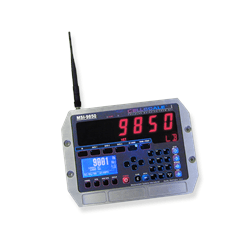 MSI-9850 CellScale RF Digital Weight Indicator
