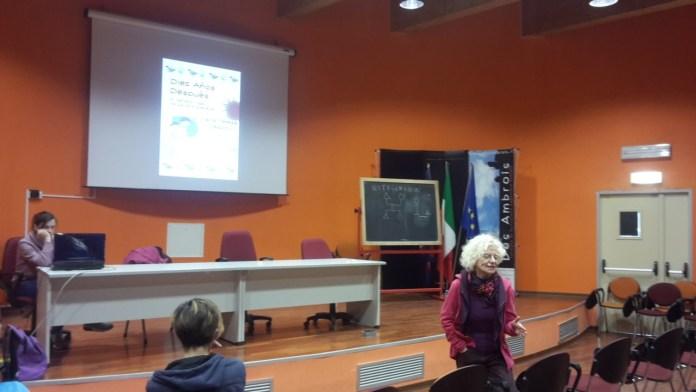 incontro con Maria teresa Messidoro