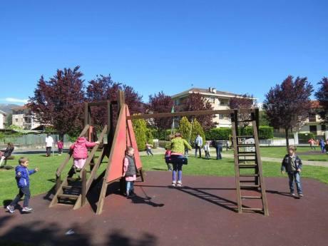 Giaveno parco giochi