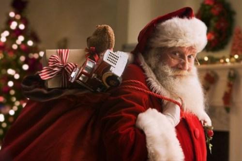 Babbo Natale A Domicilio.Valsusa Babbo Natale A Domicilio Per La Consegna Dei