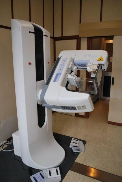 Nuovo mammografo Rivoli foto