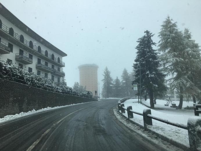 Prima neve al Colle del Sestriere (1)